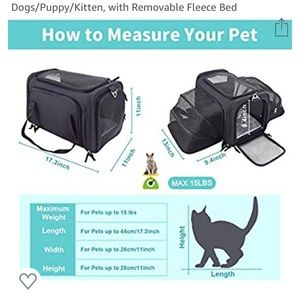 Handbags - Pet travel bag